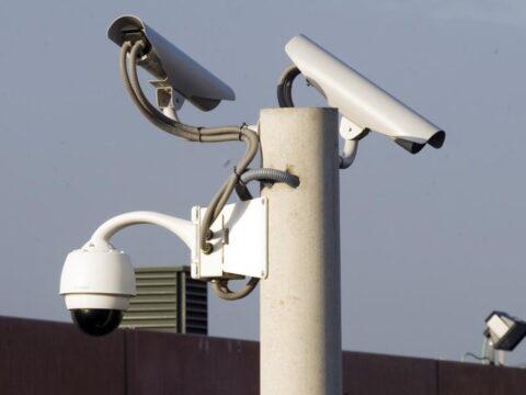 ¿Cómo ubicar una cámara de seguridad?