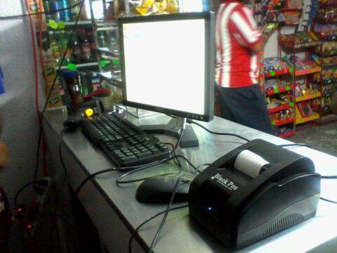 Instalación del servicio punto de venta en Zumpango