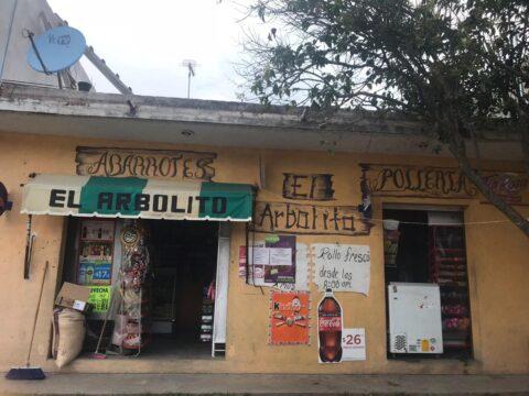 Instalación de punto de venta en Hidalgo