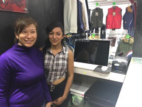 Instalación del servicio punto de venta en Tequixquiac