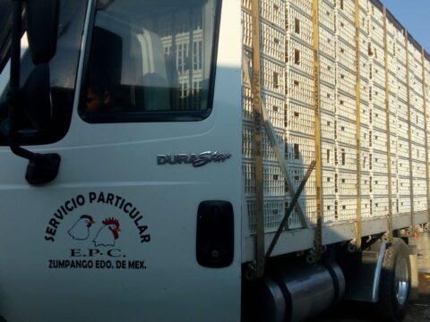 Instalación de localizadores GPS en empresa privada en Tequixquiac